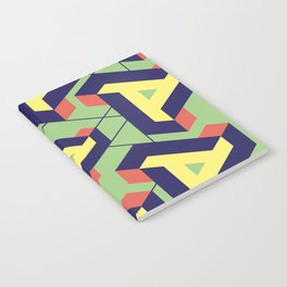 Geometric Play 10 Notebook