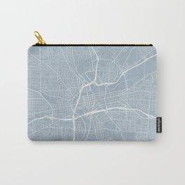 Dayton Map, USA - Slate Carry-All Pouch