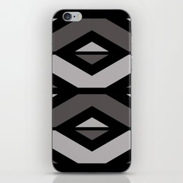 Elegant Decorative Pattern iPhone Skin