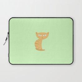 Mysterious Cat Laptop Sleeve
