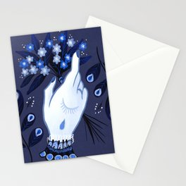 Forget Me Nots Stationery Cards