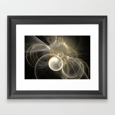 Aglow Framed Art Print