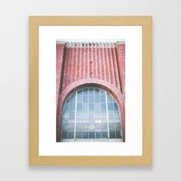 Desolate Framed Art Print
