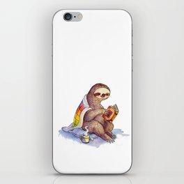 Sloth iPhone Skin