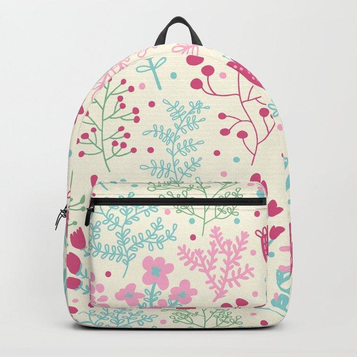 SPRING FLOWERS Backpack