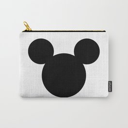 Mickey Mouse Logo PNG Carry-All Pouch