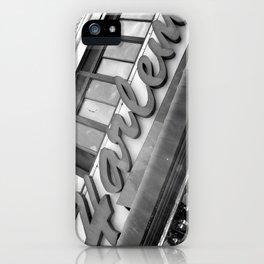 Harlem iPhone Case