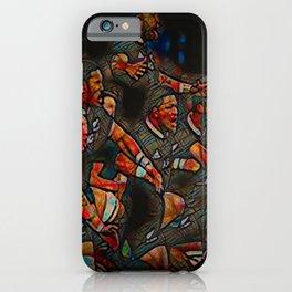 The Haka 3 iPhone Case