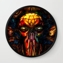 DreamMachne II Wall Clock