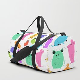 Mice during the day Duffle Bag