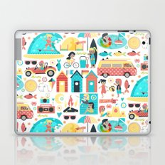 Surfer Girls Laptop & iPad Skin