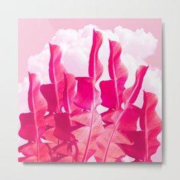Candyfloss Sky Metal Print