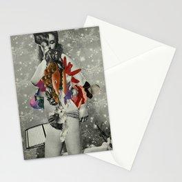 Aisselles de nid de scalares Stationery Cards