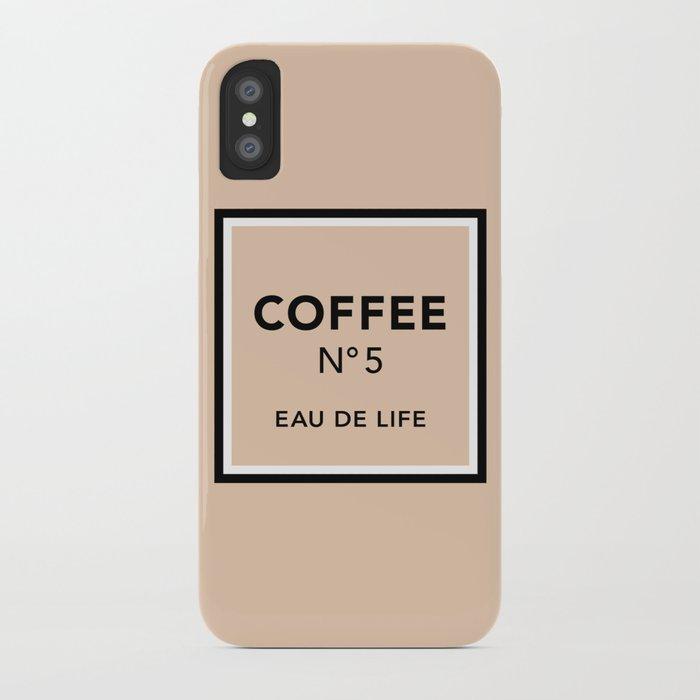 latte no5 iphone case