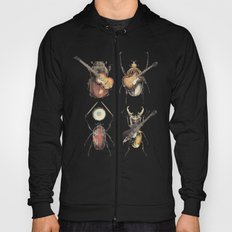 Meet the Beetles (white option) Hoody