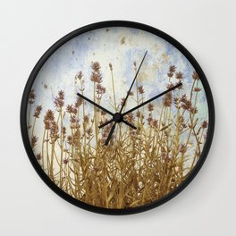 Herbage Wall Clock