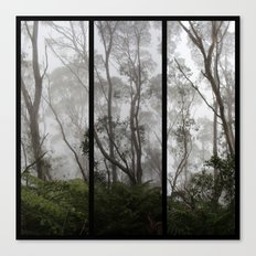 Forest - Triptych Canvas Print