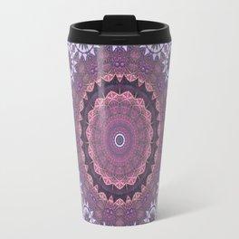 Mandalic Thread Display Mandala Revamped Travel Mug
