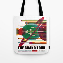 The Grand Tour Tote Bag