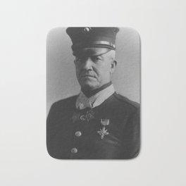 Sergeant Major Dan Daly Bath Mat