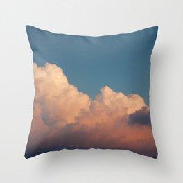 Skies 02 Throw Pillow