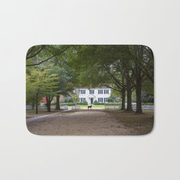 Bassett Hall in Autumn Bath Mat