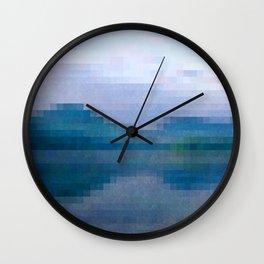 Quiet Reflection Wall Clock