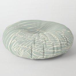Wings of Spirit Floor Pillow