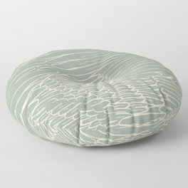 Wings of Spirit Floor Pillow