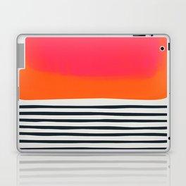 Sunset Ripples Laptop & iPad Skin