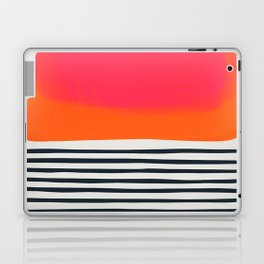 Sunset Ripples Laptop & iPad Skin