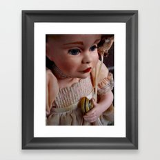 Shell II Framed Art Print