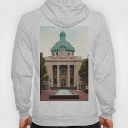 Volusia County Court House - Deland, Florida Hoody