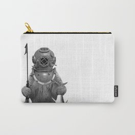 Harpoon Fishing Bear Carry-All Pouch