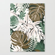 JUNGLELOW Canvas Print