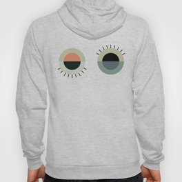 day eye night eye Hoody