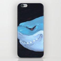 Toy Shark iPhone & iPod Skin