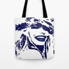 Blue II Tote Bag