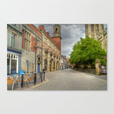 Old Town, Hull Canvas Print