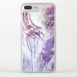 Beyond the Fog Clear iPhone Case
