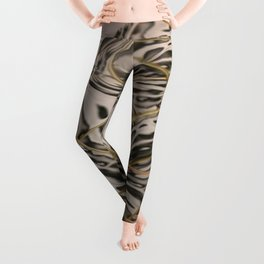 Sculpture Leggings