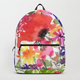 Summer's Country Garden Backpack