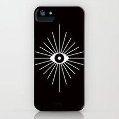 ELECTRIC EYES Slim Case iPhone (5, 5s)