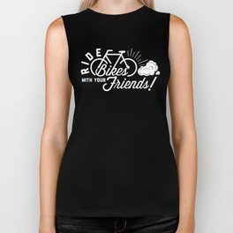 Ride Bikes With Your Friends Biker Tank