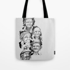 Review by carographic, Carolyn Mielke Tote Bag