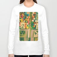 gumball Long Sleeve T-shirts featuring goody goody gumball! by helene smith photography