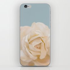 IVORY ROSE iPhone & iPod Skin