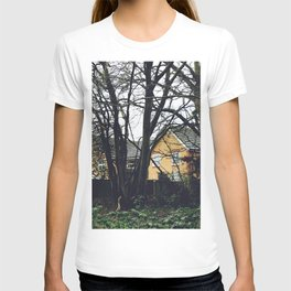 Houses in the forest T-shirt