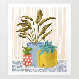 Little Garden || Art Print