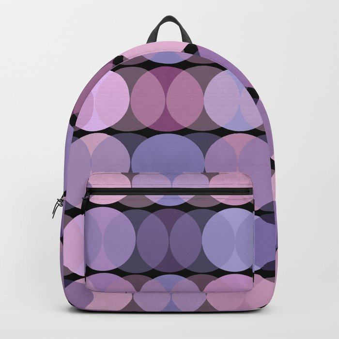 En Mauve Backpack
